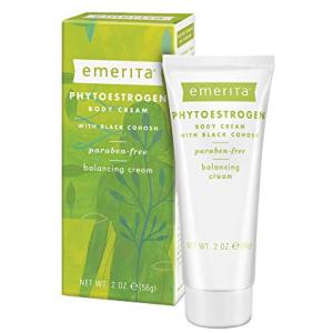 Emerita Phytoestrogen Body Cream