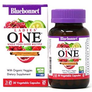 Bluebonnet Nutrition Ladies