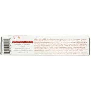Emerita Yeast Assist Cream supplement facts