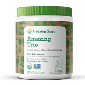Amazing Grass Greens Trio with Wheatgrass