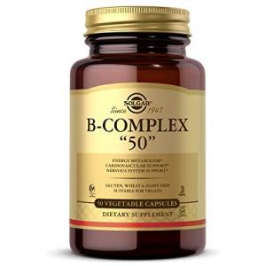 Solgar B Complex 50 All in One Vitamins Fayetteville GA
