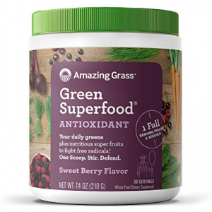 Amazing Grass Green Superfood Antioxidant All in One Vitamins Fayetteville GA