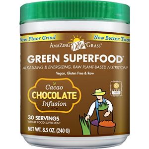 Amazing Grass Green SuperFood Chocolate All in One Vitamins Fayetteville GA