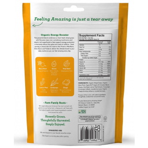 Amazing Grass Energy Booster SF