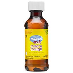 Hylands 4Kids Cold n Cough Hyland's