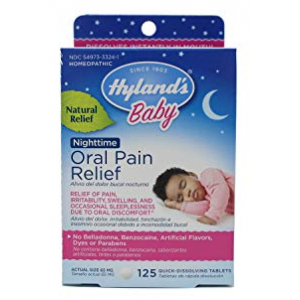 Baby Oral Pain Relief Hyland's