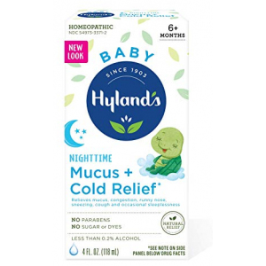 Baby Cold and Cough Medicine Hyland's