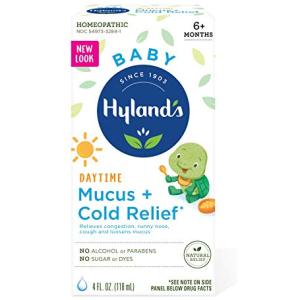 Baby Cold Medicine Hyland's