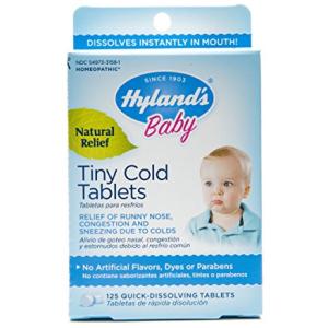 Baby Tiny Cold Tablets Hyland's