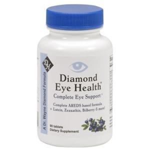 Diamond Herpanacine Diamond Eye Health  90 TAB