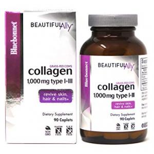 Bluebonnet Nutrition Beautiful Ally Collagen Caplets