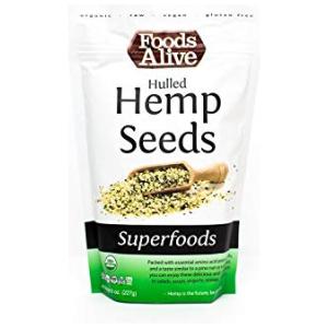 Hemp Seeds Organic Hulled