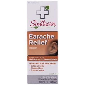 Earache Relief Ear Drops 10 ml