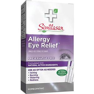 Allergy Eye Relief Eye Drops Singles
