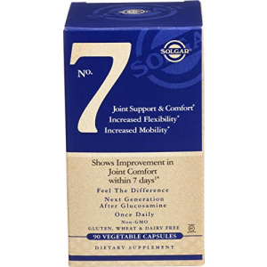 Solgar No. 7 - Joint Support and Comfort