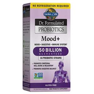 Garden of Life Mood + Probiotic