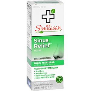 Sinus Relief Nasal Mist
