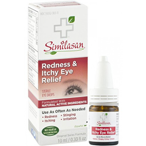 Redness & Itchy Eye Relief Drops
