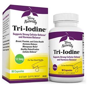 Terry Naturally Tri-Iodine 12.5 mg - 12500 mcg