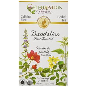 Dandelion Root Roasted Tea