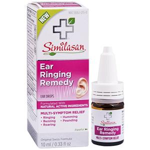 Ear Ringing Remedy Drops