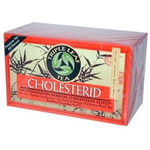 Triple Leaf Tea Cholesterid Tea