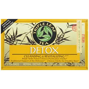 Triple Tea Leaf Detox Tea