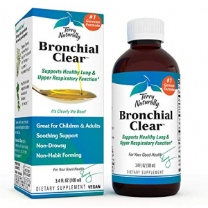 Terry Naturally Bronchial Clear Liquid