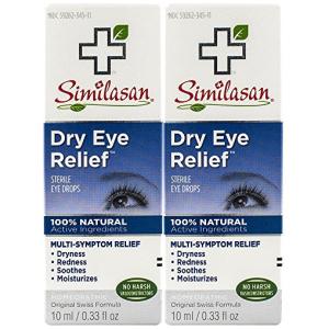 Dry Eye Relief Eye Drops 0.33 Ounce Bottle