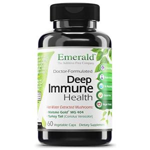 Emerald Labs Deep Immune Health - 60 Veg Caps