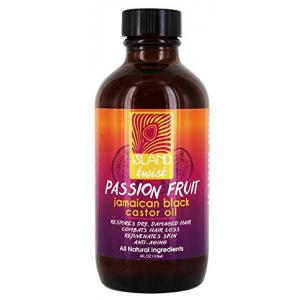 Jamaican Black Castor Oil Passion Fruit - 4 fl. oz.