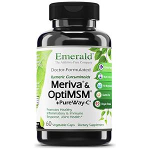Emerald Labs Meriva & OptiMSM + PureWay C