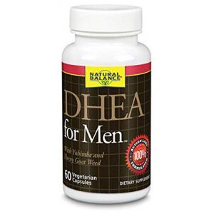 Natural Balance DHEA for Men 60ct