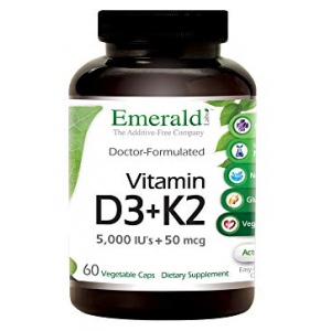 Emerald Labs Vitamin D3 and K2 5