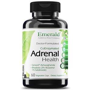 Adrenal Health - with Sensoril ® Ashwagandha