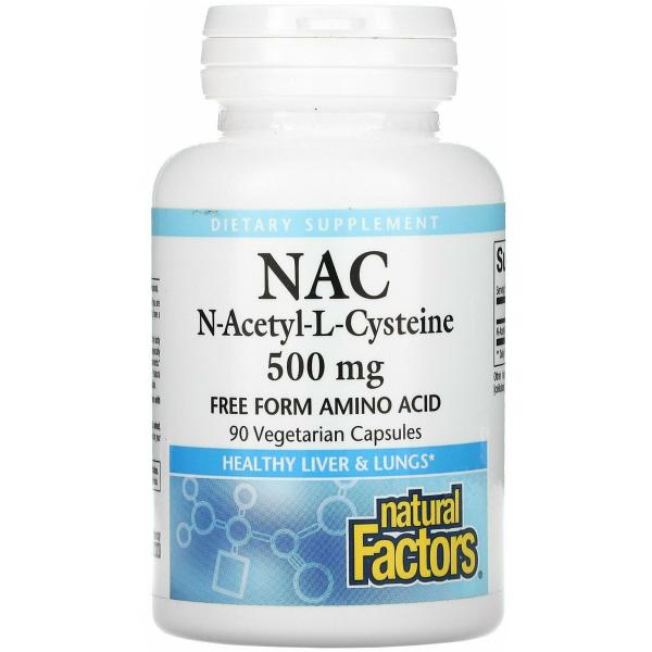 Natural Factors NAC