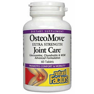 Natural Factors OsteoMove ExtraStrength Joint Care 60