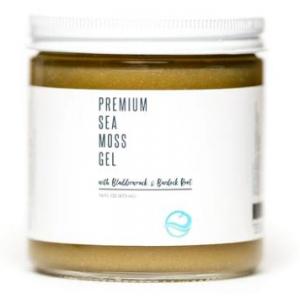 Sea Moss Gel with Bladderwrack 16 oz