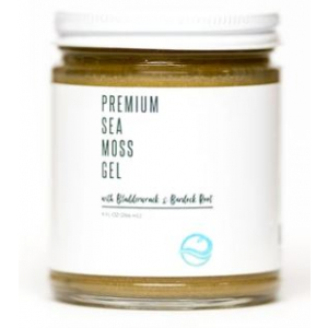 Sea Moss Gel with Bladderwrack 9 oz