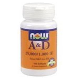Now Vitamin A & D