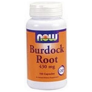 Now Burdock Root 430mg