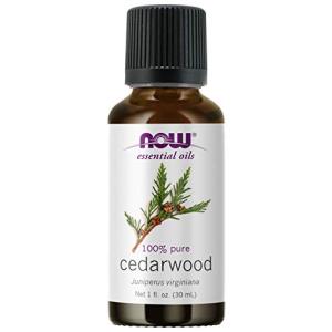 Now Cedarwood Oil 1 oz
