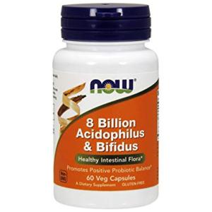 Now Acidophilus Bifidus 8 Billion