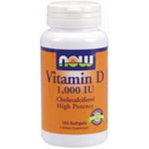 Now Vitamin D3 1