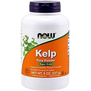 Kelp Powder Norwegian Now 8 oz Powder