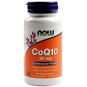 Now Co Q10 30mg