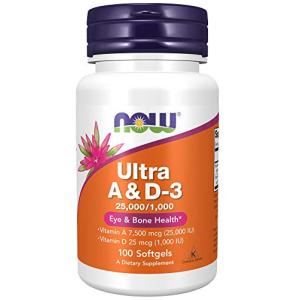 Now Vitamin A & D3 25