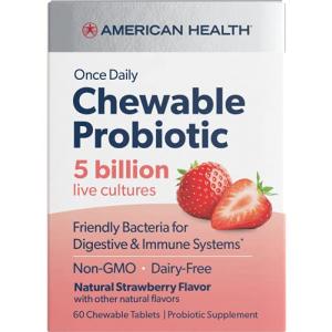 American Health Probiotic Chewable