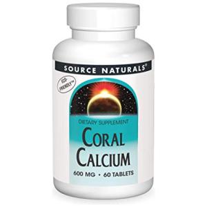 Source Naturals Coral Calcium