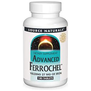 Source Naturals Advanced Ferrochel